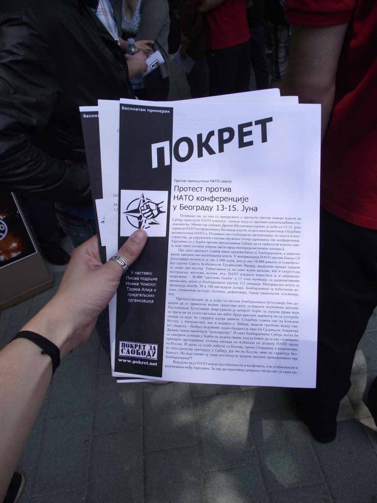 antinato protest